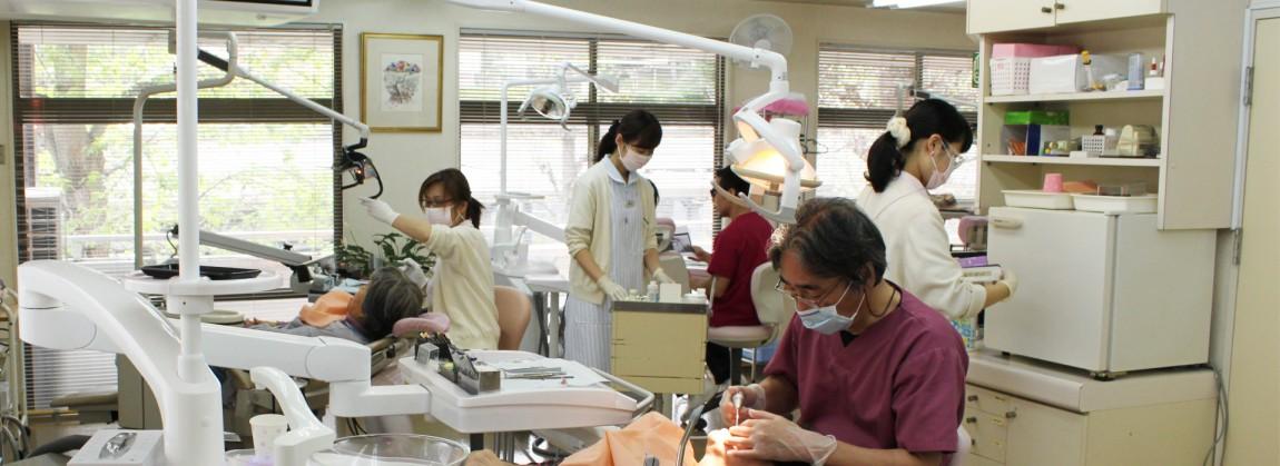 横浜市妊婦歯科健康診査事業の委託先病院となっています